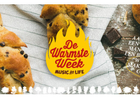 Warmste Week 2017