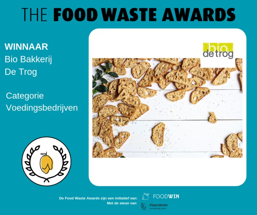 Food Waste Gewonnen