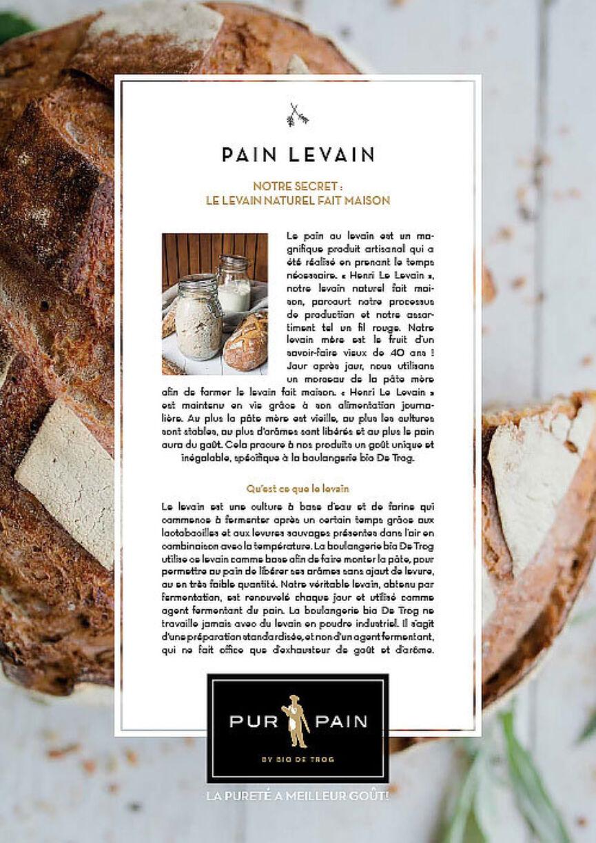 Pain Levain Fr