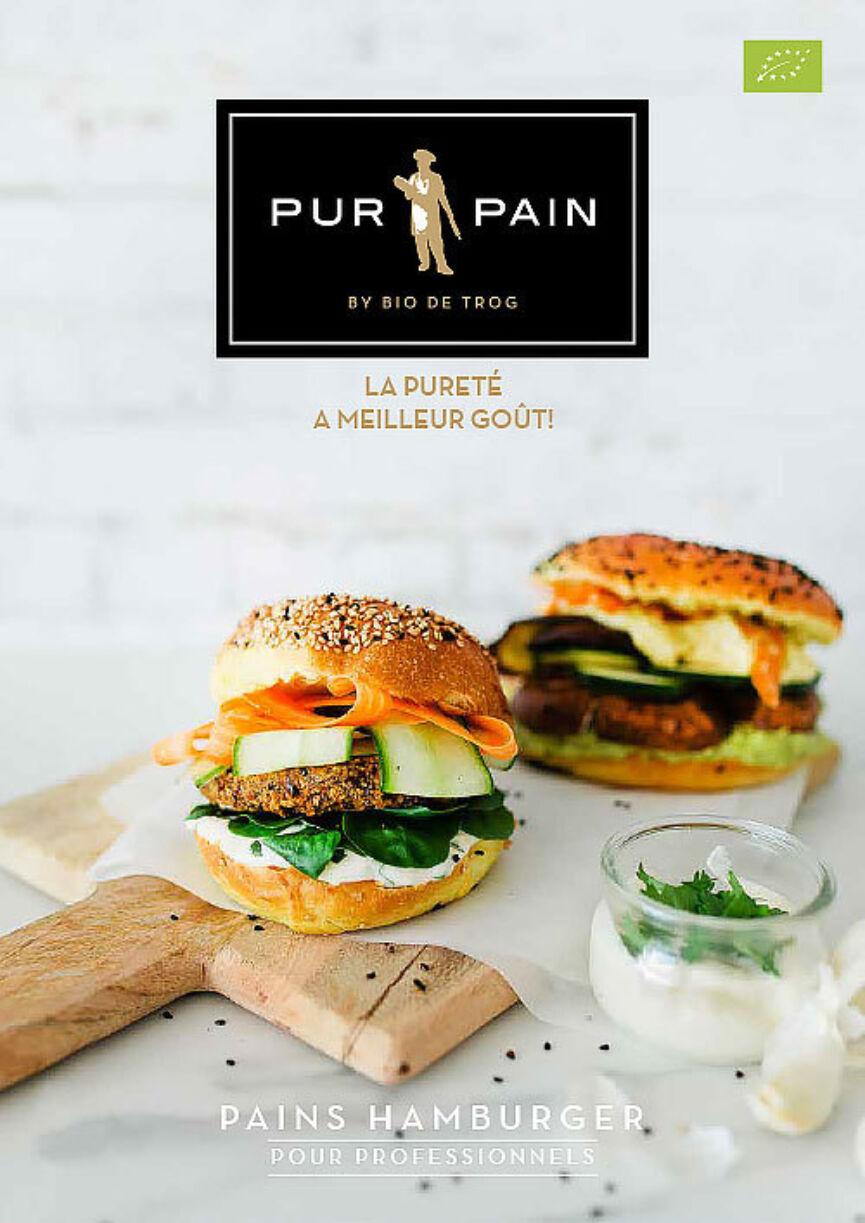 Pains Hamburger Fr