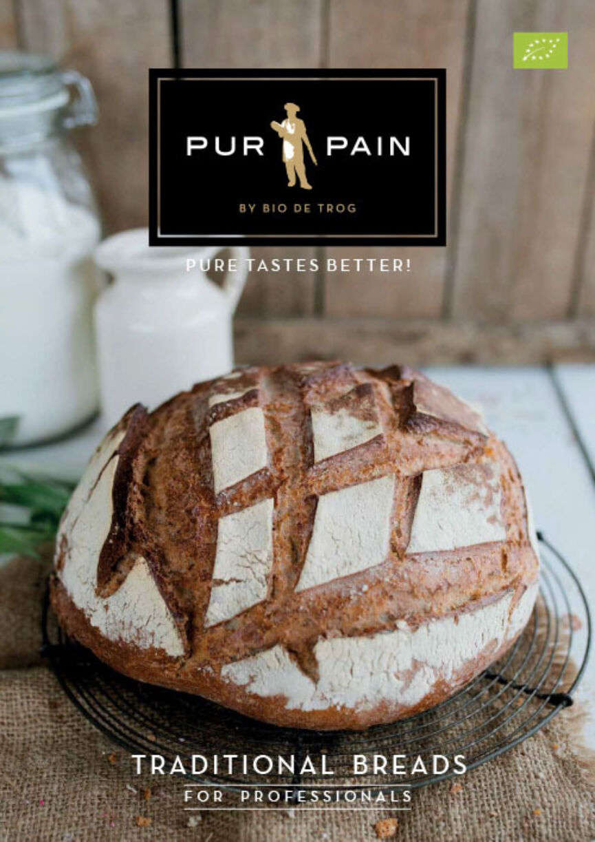 En Assortiment Bio Traditional Breads