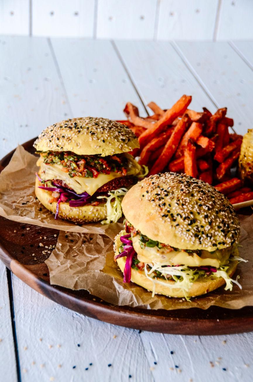 Burgers Recept Hires 5