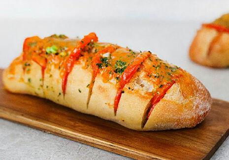 De Trog Pizza Hasselback Recept Foto
